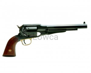 "Rewolwer Uberti Rem. New Army 1858 Match 8"" Oct.44"