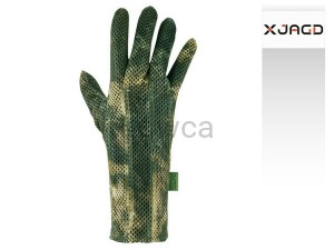 Net gloves woodland