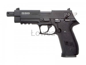 Pistolet GSG Fire Fly black kal.22LR