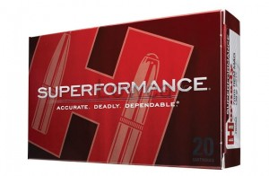 Hornady 223rem GMX Superformance 3,56g